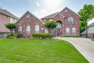 McKinney Single Family Home For Sale: 1312 Timberline Drive