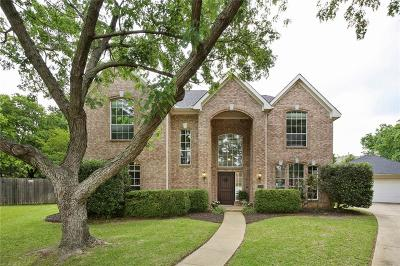 Grapevine Single Family Home For Sale: 2509 Waltham Drive