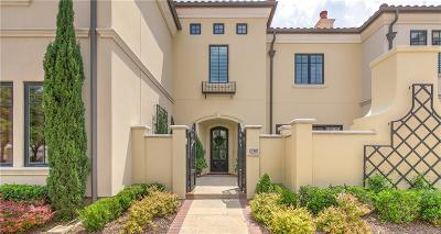 Fort Worth Townhouse For Sale: 2709 Miro Court