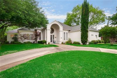 Farmers Branch Single Family Home Active Option Contract: 13405 Briarbrook Drive