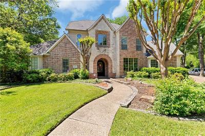 McKinney Single Family Home For Sale: 2912 Hidden Forest Drive