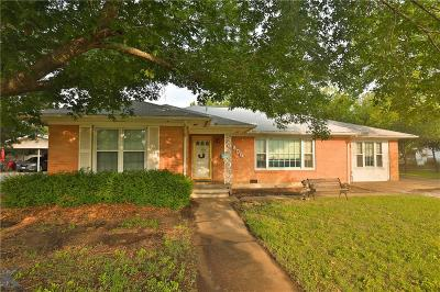 Eastland TX Single Family Home For Sale: $113,000