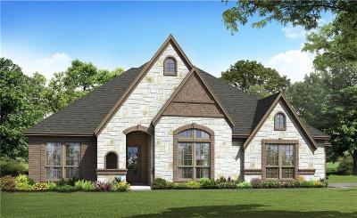 Prosper Single Family Home For Sale: 1600 Dublin Ridge Drive