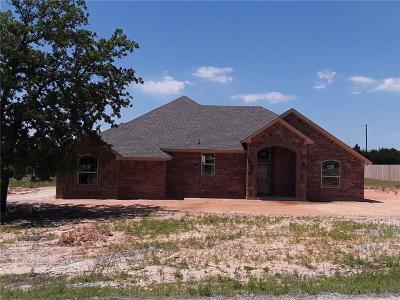 Somervell County Single Family Home For Sale: 1053 Paloma Court