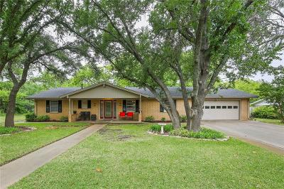 Stephenville Single Family Home For Sale: 1340 N Magnolia Drive