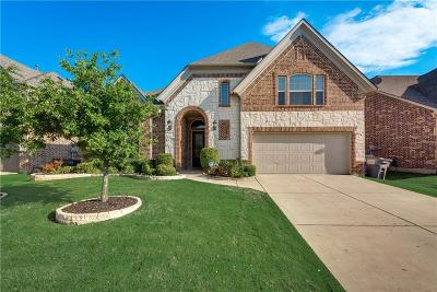 Little Elm Single Family Home For Sale: 2472 Lakebend Drive