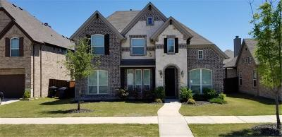 Frisco Single Family Home Active Option Contract: 5768 Domer Drive