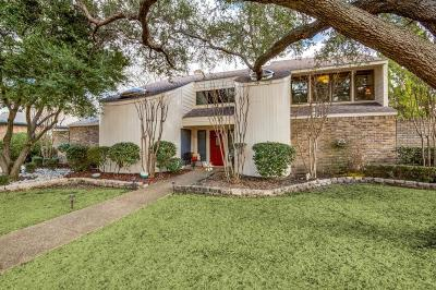 Single Family Home For Sale: 6310 Brook Lake Drive
