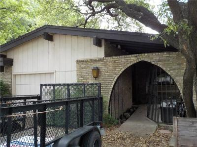 Dallas County Half Duplex For Sale: 3839 Northwest Parkway