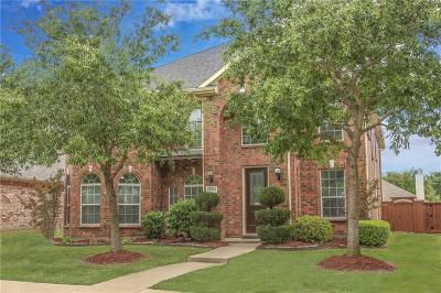 Frisco Single Family Home Active Contingent: 11347 Henderson Drive