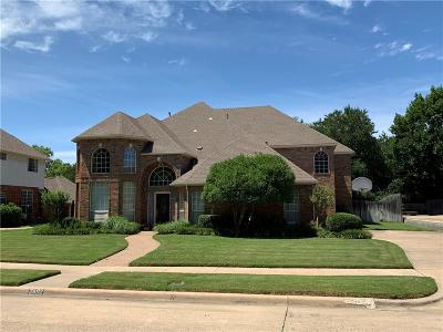 Colleyville Single Family Home Active Kick Out: 2402 Wilkes Drive