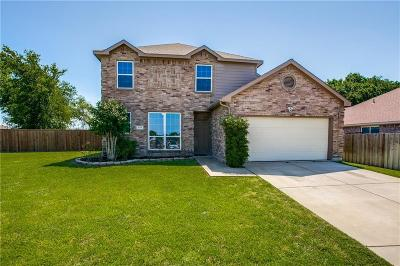 Wylie Single Family Home For Sale: 1301 Pajarito Mountain Drive