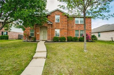 Wylie Single Family Home For Sale: 1414 Summerdale Lane