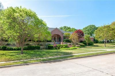 Keller Single Family Home For Sale: 2510 Brookforest Drive