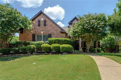 Garland Single Family Home For Sale: 1210 Winding Brook Drive