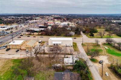 Weatherford Commercial Lots & Land For Sale: 109 S Denton Street