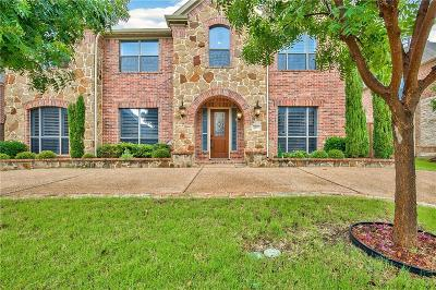 Plano Single Family Home Active Option Contract: 4577 Firewheel Drive