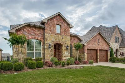 McKinney Single Family Home For Sale: 5801 River Highlands Drive
