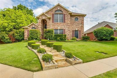 Lewisville Single Family Home Active Option Contract: 1233 Sam Dennis Drive