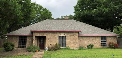 Richardson Single Family Home For Sale: 1333 Mackie Drive