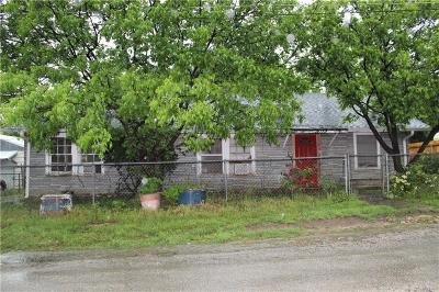 Stephenville Single Family Home For Sale: 807 E Dodge Street