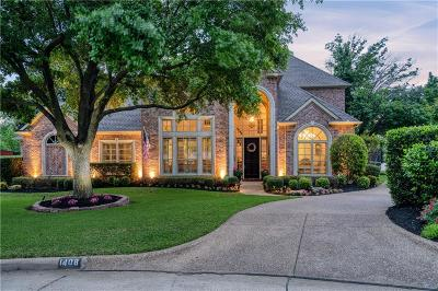 Southlake Single Family Home For Sale: 1408 Chimney Works Drive