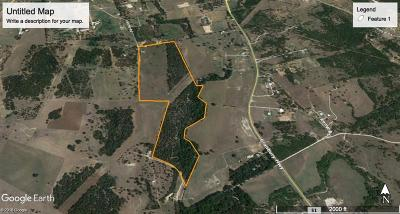 Weatherford Farm & Ranch For Sale: 111 Fletcher Road