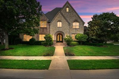 Colleyville Single Family Home For Sale: 7216 Braemar Terrace