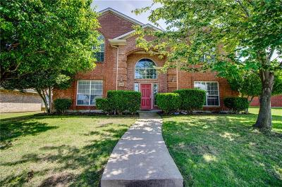 Sachse Single Family Home For Sale: 3810 Arbordale Lane
