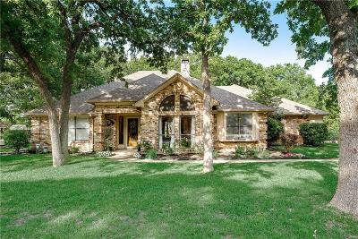 Keller Single Family Home Active Contingent: 1403 Sweetgum Circle