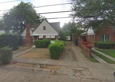 North Oak Lawn, North Oak Lawn Add, Notth Oak Lawn, Oak Lawn Heights, Oaklawn Single Family Home For Sale: 5218 Stoneleigh Avenue
