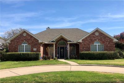 Corsicana Single Family Home Active Contingent: 705 Willowcreek
