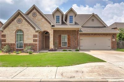 Burleson Single Family Home For Sale: 621 Celeste Lane