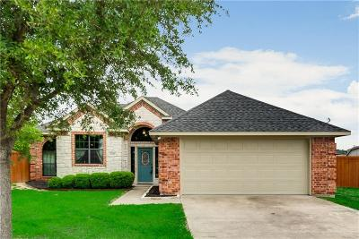 Kaufman Single Family Home Active Option Contract: 2020 Willowcrest