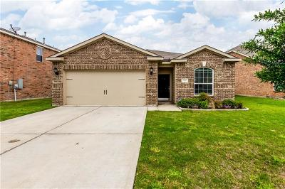 Forney Single Family Home Active Option Contract: 3014 Marble Falls Drive