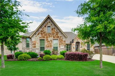 Rockwall Single Family Home Active Option Contract: 121 Crestbrook Drive