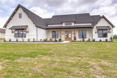 Johnson County Single Family Home For Sale: 6356 Rigel Road