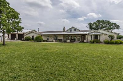 Keller Single Family Home For Sale: 1515 Mount Gilead Road