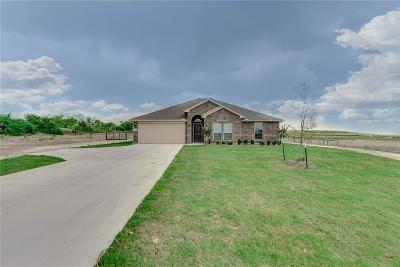 Weatherford Single Family Home For Sale: 7203 Veal Station Road
