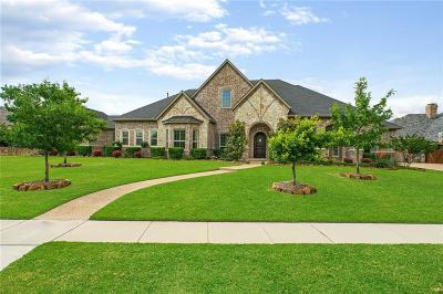 Prosper Single Family Home Active Option Contract: 2460 Fair Oaks Lane