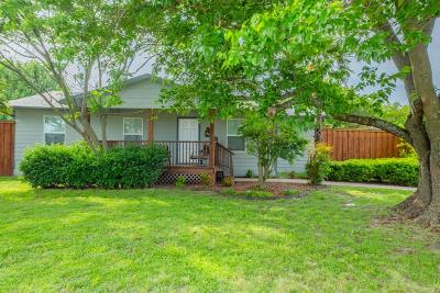 Collin County Single Family Home Active Option Contract: 7436 County Road 963