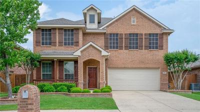 Wylie Single Family Home Active Option Contract: 1923 Fair Parke Lane