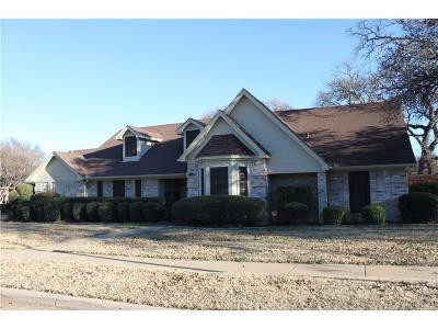 Azle Residential Lease For Lease: 1317 Oak Harbor Boulevard