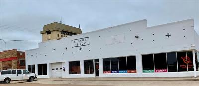Breckenridge Commercial For Sale: 109 N Baylor Avenue
