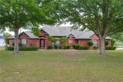 Burleson Single Family Home Active Option Contract: 7769 Berry Road
