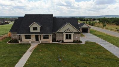 Abilene Single Family Home For Sale: 101 Tierra Court