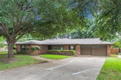Fort Worth Single Family Home For Sale: 3829 Kelvin Avenue