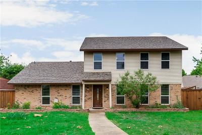 Richardson Single Family Home Active Option Contract: 1103 Meadow Circle