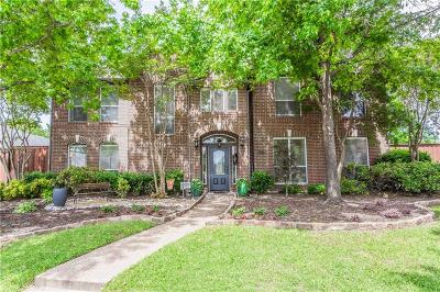 Coppell Single Family Home For Sale: 924 Mill Trail