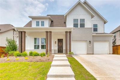 Aledo Single Family Home For Sale: 13724 Leatherstem Lane